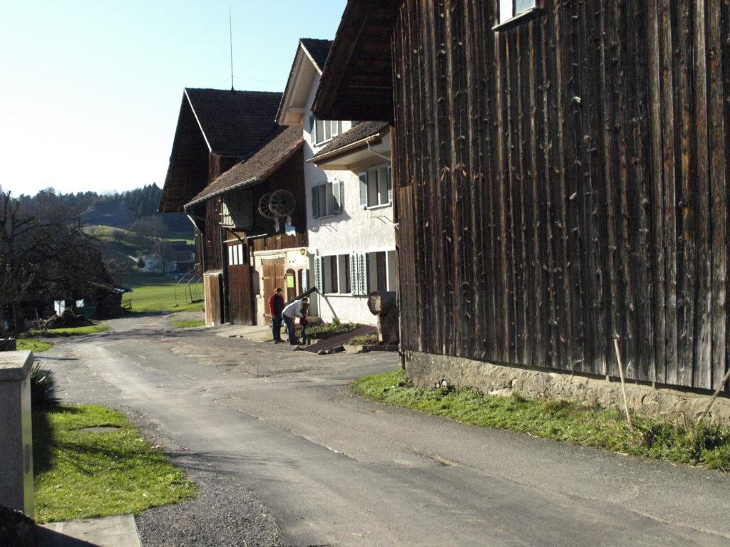 Anfahrt Königs Bio-Bauernhof